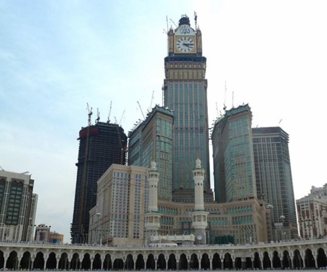 Los cinco edificios más altos del mundo
