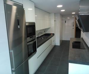 Diseño y fabricación de cocinas en Alcobendas