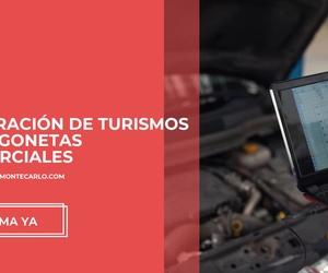 Taller de coches en Manresa: Tallers Montecarlo