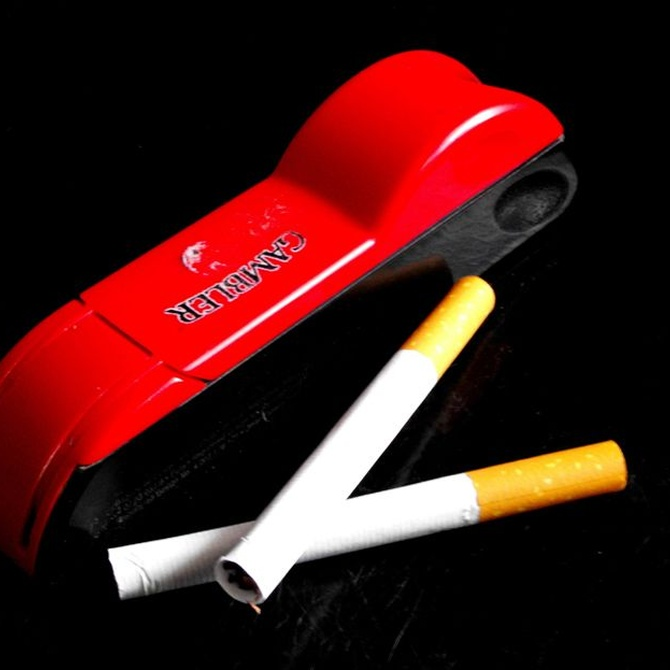 Ventajas de las máquinas de liar tabaco