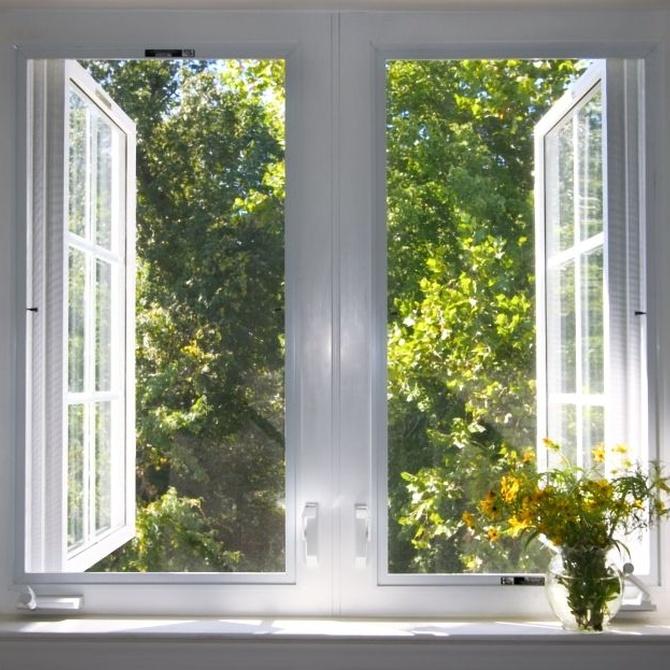 Ventajas de las ventanas de doble acristalamiento