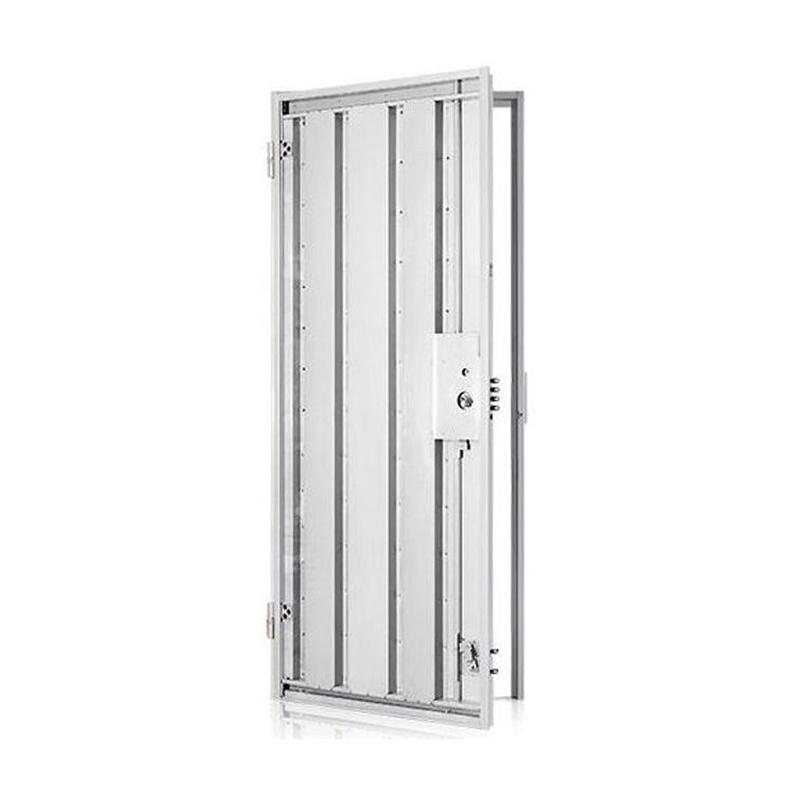 1. Puerta Acorazada Eco-T:  de Puertas Miret