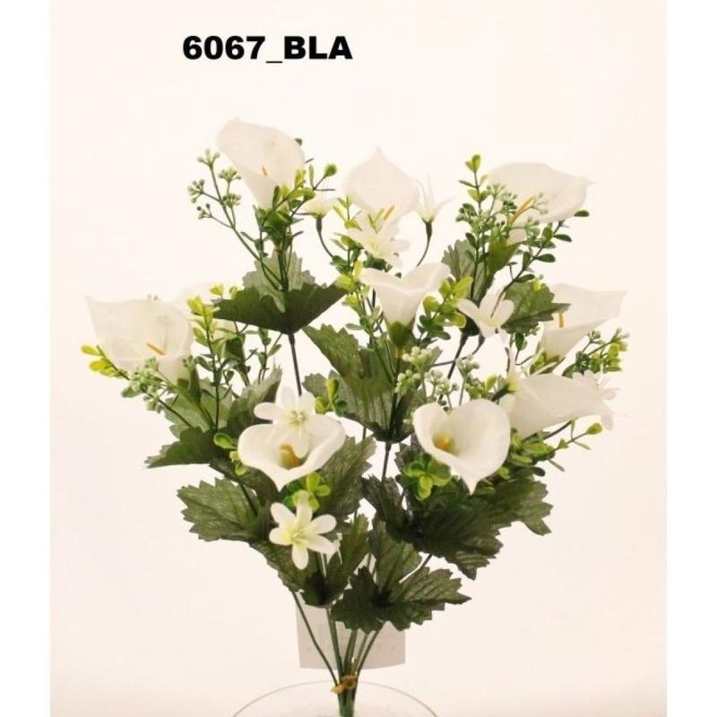 POMO CALAS (BLANCO) REF: 6067 BLA PRECIO: 1,80€