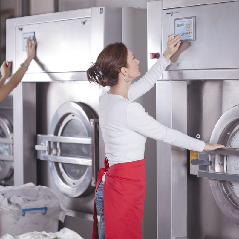 Lavandería industrial: Servicios de Bugaderia Industrial Les Borges