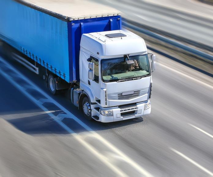 Transporte nacional: Servicios de Transportes Tucotrans