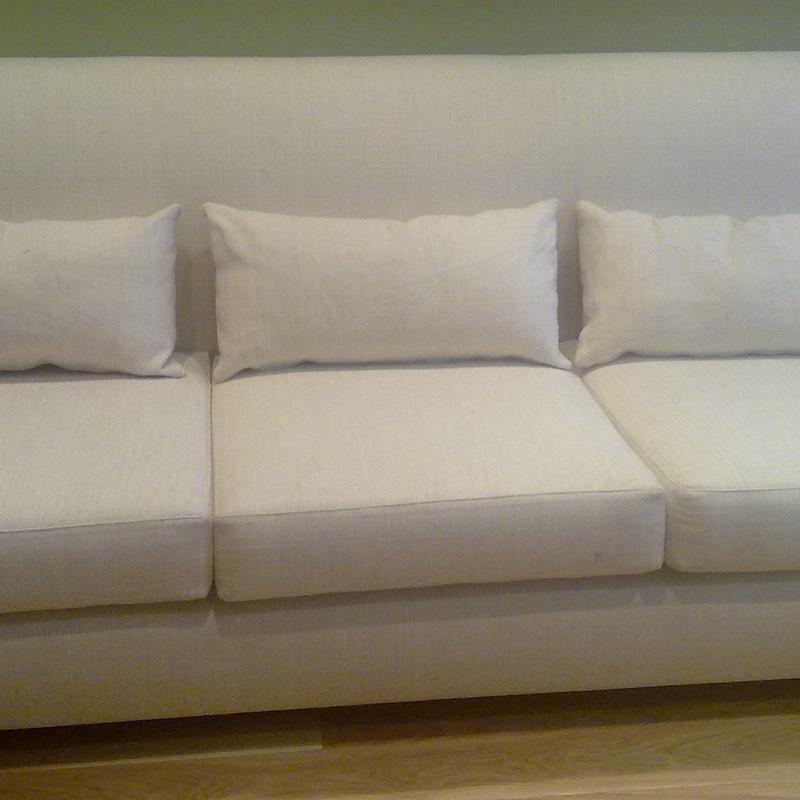 Limpiezas de sofas