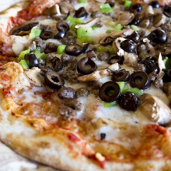 ¿Quién inventó la pizza?