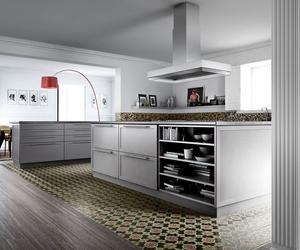 Cocina con isla, ideas para reformar tu cocina.