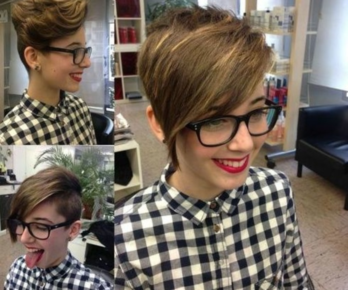 Corte de pelo de señora: Servicios de Peluquería Mari Ló
