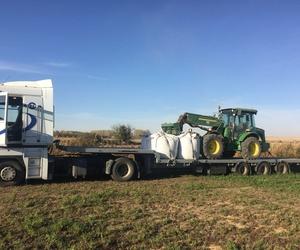 Transportes especiales Palencia | Lozano Pérez