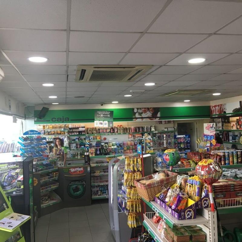 Tienda: Servicios de Estación de servicio BP Bencir