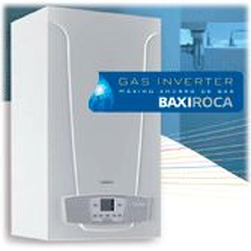 BAXIROCA PLATINUM COMPACT 24/24F: Catálogo de Instalaciones Champi