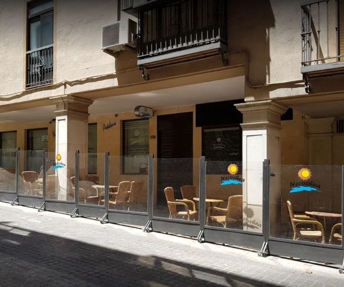 Cafetería Necochea