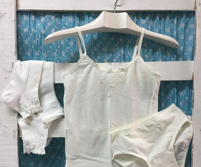 Complementos niña primera comunión: Vestidos y Trajes de Joan Lo
