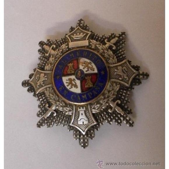 Placa Cruz de Guerra : Catálogo de Antiga Compra-Venta