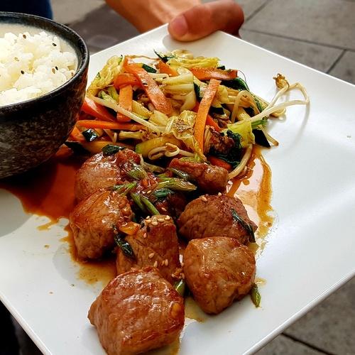 Restaurante japonés en Poble Sec, Barcelona | Kibera Senses