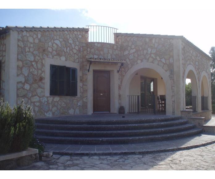 Restauración y rehabilitación en piedra natural : SERVICIOS de Tot Pedra