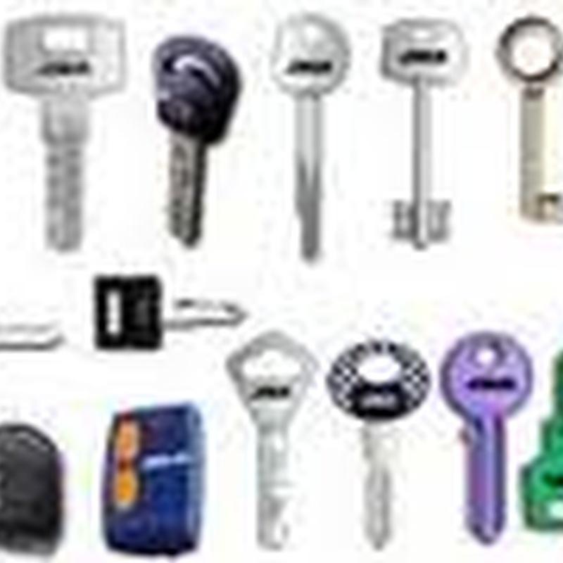 Duplicado de llaves: Servicios de Cerrajeros Outeiro