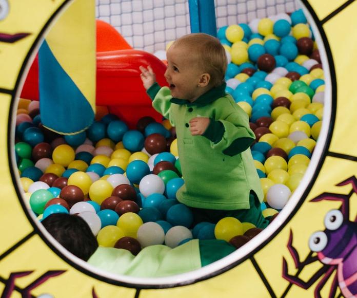 Celebración de cumpleaños: Servicios de Escuela Infantil Pequeños Gigantes