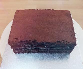 Tartas personalizadas: Productos de Fanucha's Creadora de Dulzura