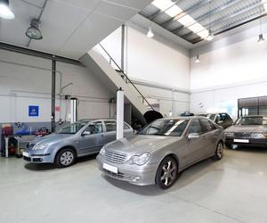 Electrónica y electricidad del automóvil en Getxo