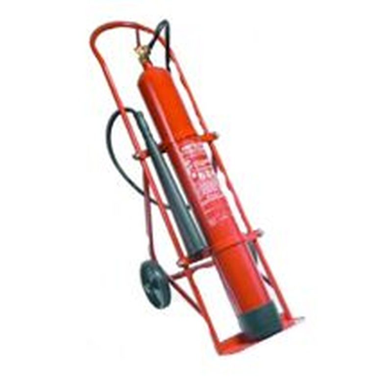 Extintor CO2 10Kg: Servicios de Allintegra, S.L.
