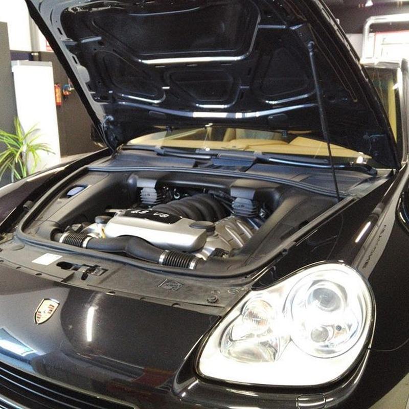 Potenciació de motors: Serveis de Garatge Veyrone G3