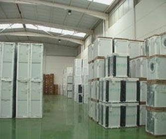Electrodomésticos: SERVICIOS de JUCARTS DISTRIBUCION Y LOGISTICA 2002 S.L