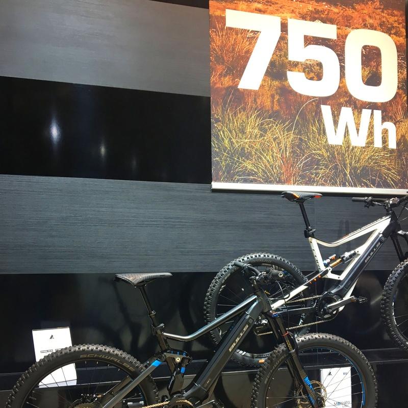 Presentación Bulls e-bikes 2018