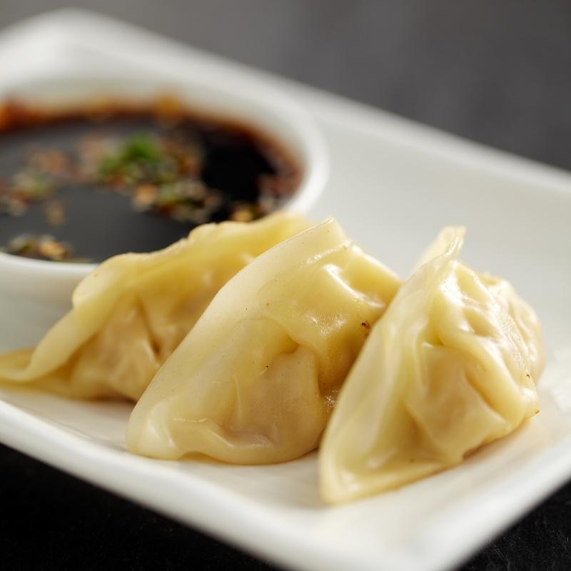29. Empanadilla relleno de verduras a la plancha 4 Piezas: Carta y menús de Yoshino