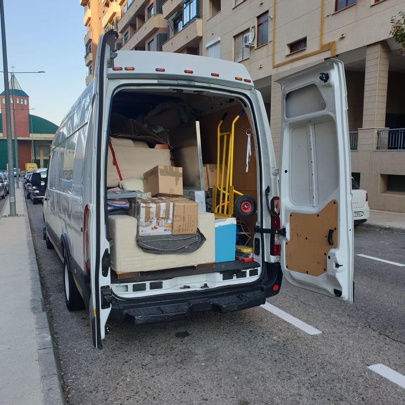 Mudanzas: Servicios de Transportes y Mudanzas Macotrans