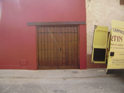 Puertas de madera: Ebanistería y Carpintería Martín