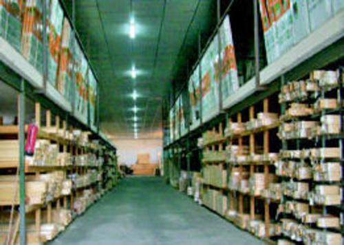 Almacén de madera en Consuegra