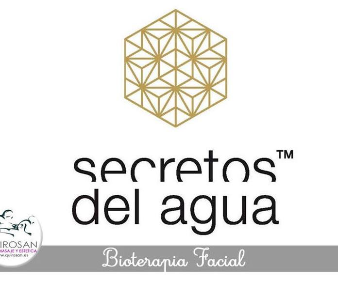 """Bioterapias FACIALES """"Secretos del Agua"""": Servicios of Quirosan"""
