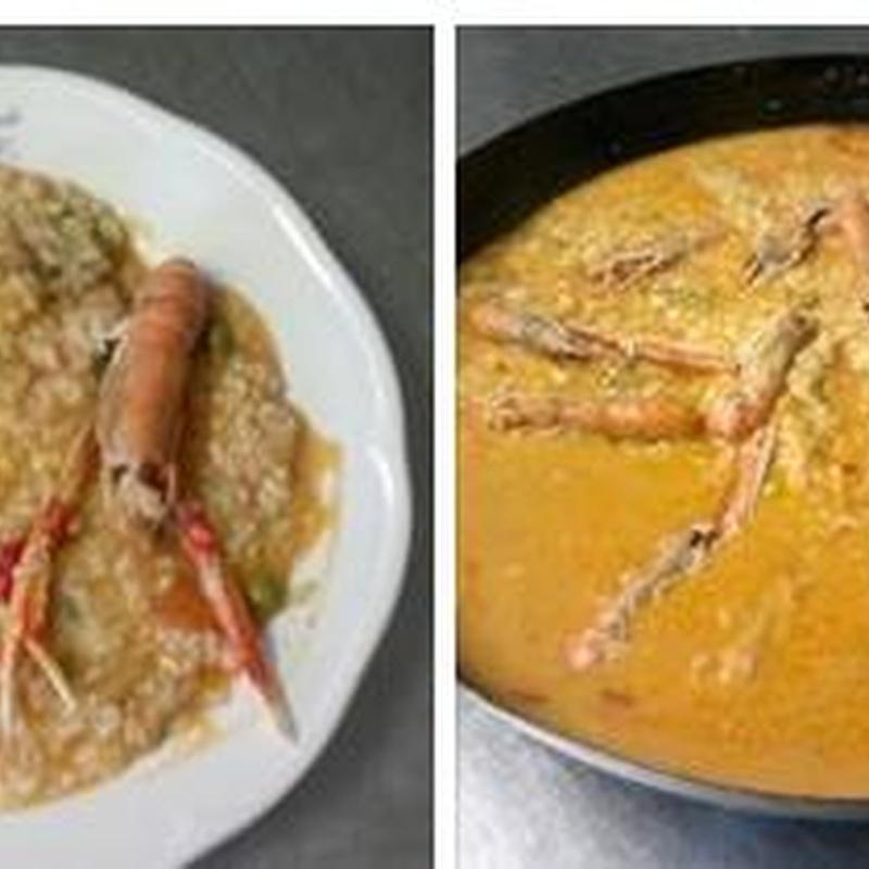 ARROCES: Nuestros platos de Restaurante Agudo