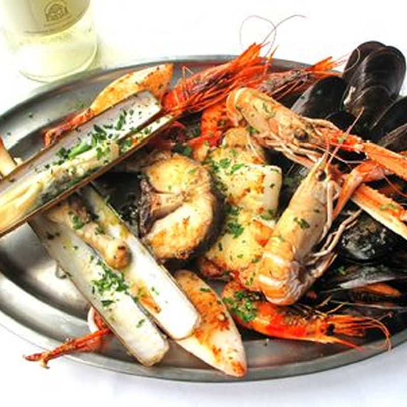 Pescados-Fish: Catálogo de Ría de Vigo