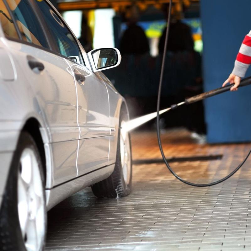 Lavado a presión: Servicios de Autorentat Rubí