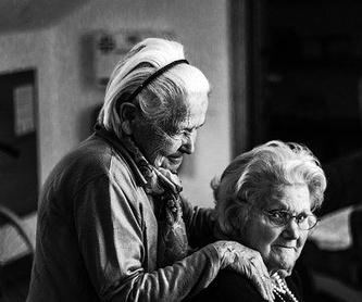 Baño geriátrico: Catálogo de Centro de Día Zamora 1