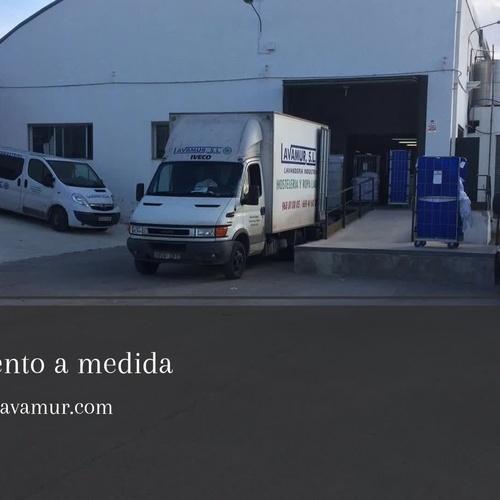 Lavanderías industriales Murcia