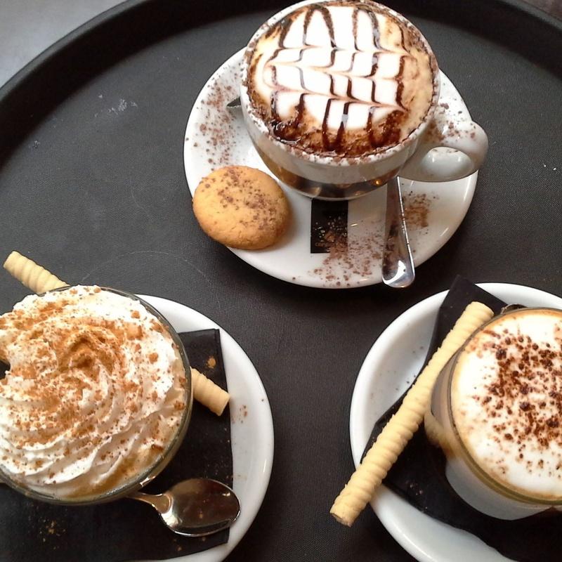 Cafés especiales: Servicios de Cafetería Tosteria O´Clock