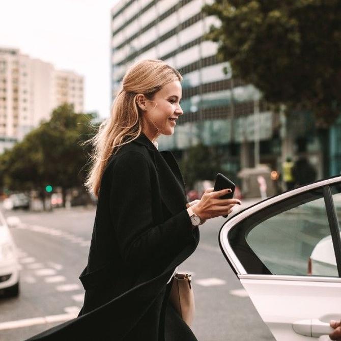 Ahorra dinero compartiendo taxi