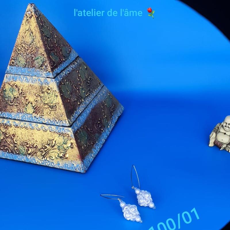 Margerite Ref:100/01: Colecciones de L'atelier de L'âme