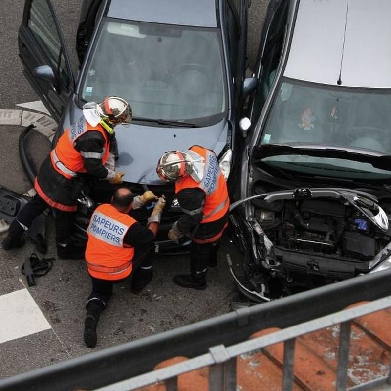 Accidentes de tráfico : Servicios  de Ache Abogados