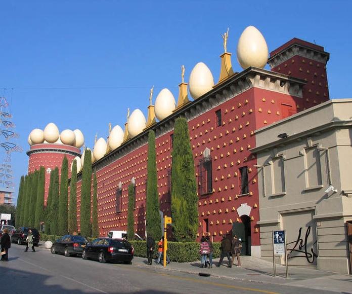 Museu Dalí. Figueres (Girona)
