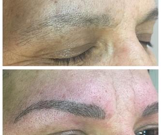 Extensiones de Pelo Valencia: Servicios de Centro de belleza y peluqueria Khrystyna Karasenko