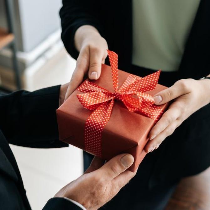 La importancia de los regalos de empresas esta Navidad
