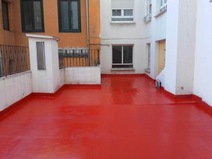 impermeabilizacion de terrazas asturias
