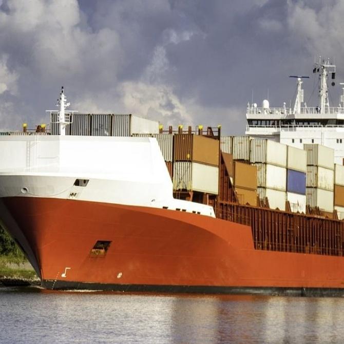 Qué es la estiba y desestiba de barcos