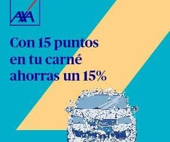 Seguros de salud: Servicios de Mora Hoyos 2006 - AXA
