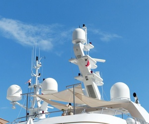 Maintenance of electronic and electrical devices in boats